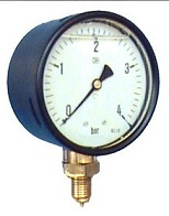 Rohrfedermanometer-Klasse-1-0