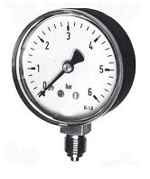 Standard-Rohrfedermanometer