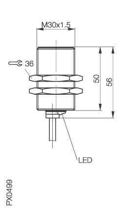Balluff Inductive Sensor BES M30MI-PSC10B-BV03