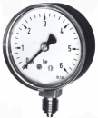Standard-Rohrfedermanometer 63.11
